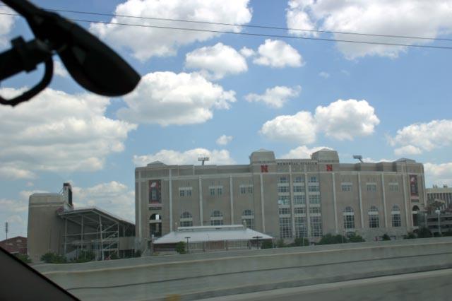 The Stadium!