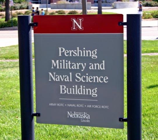 MNS Building at UNL