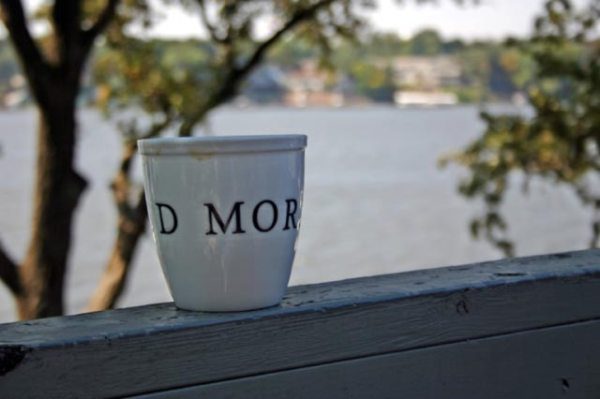 Morning on the Deck
