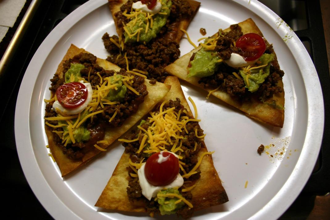 Ta DAaaaaaa! Little Slices of Leftover Goodness.