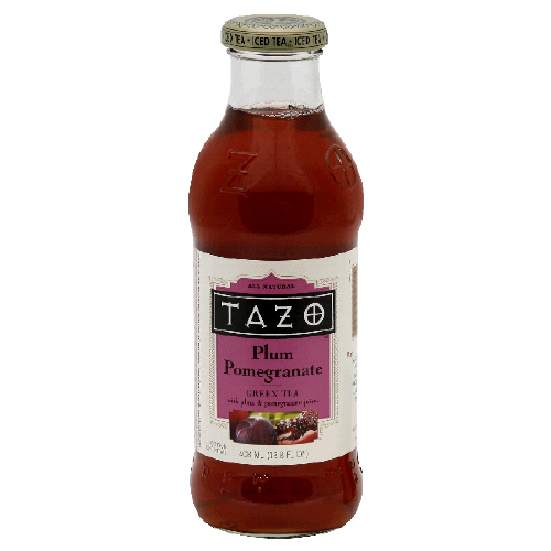 Tazo Tea....whoda thunk...ME---drinking TEA!!!