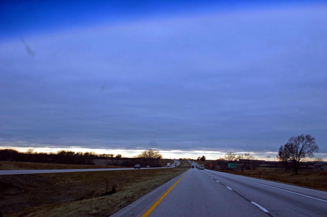 Big Nebraska Sky