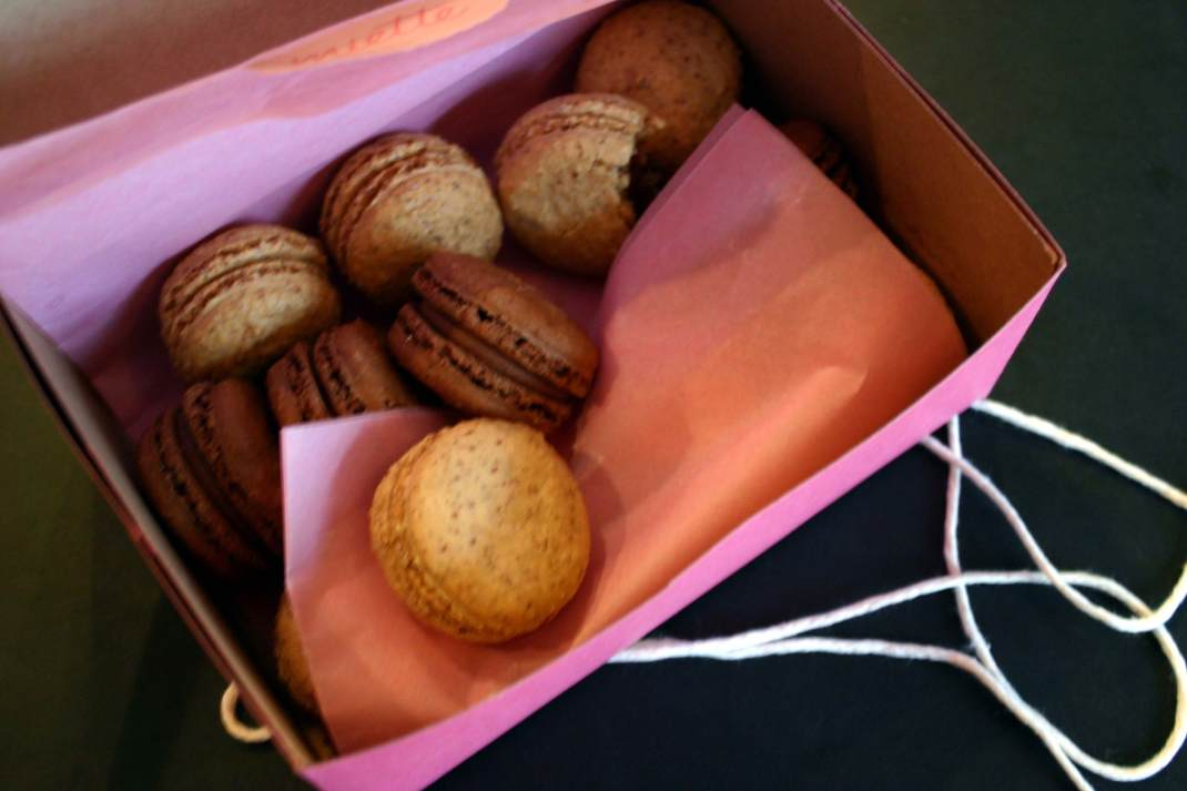 Macarroons from Miette