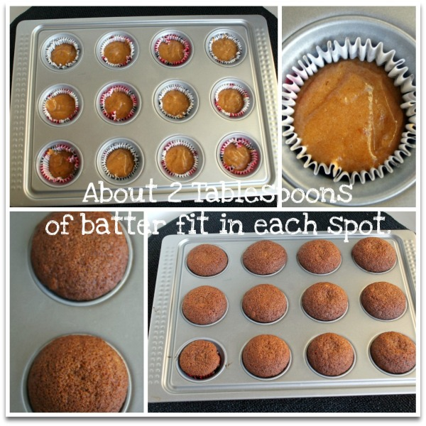 Pan with Muffins