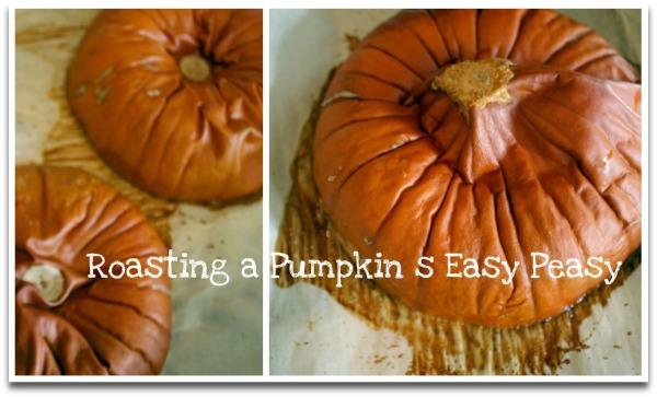Baked Pumpkins