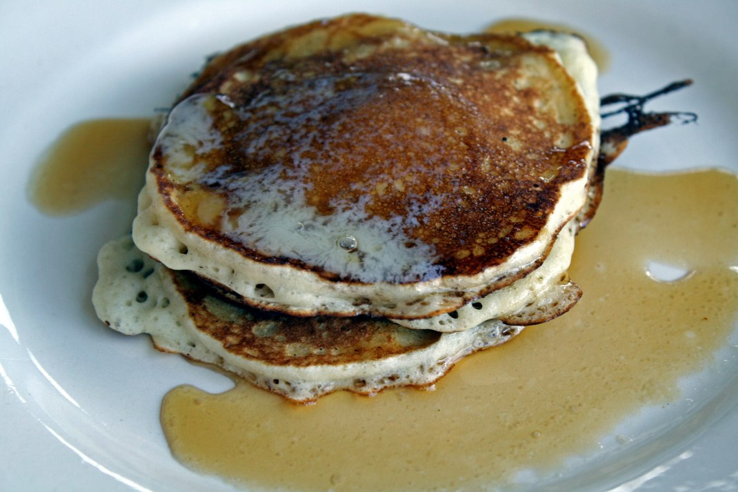 Perfect Pancake Plate