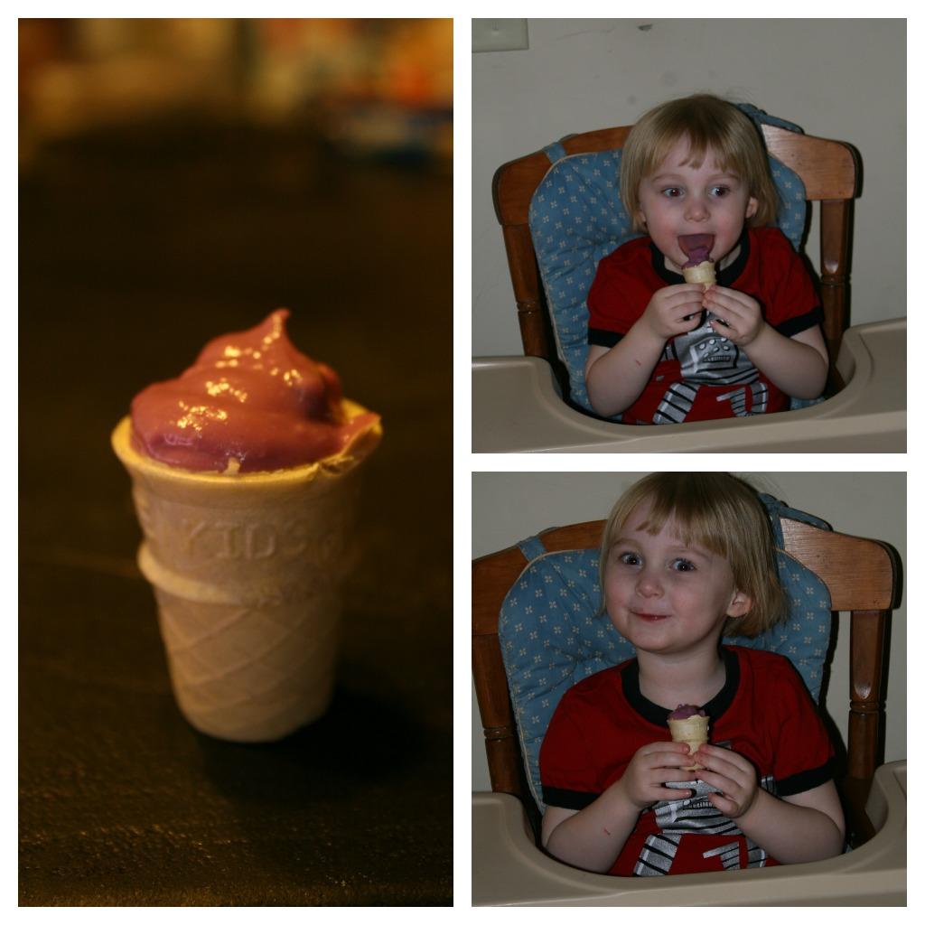 The Teeny Tiny Cone