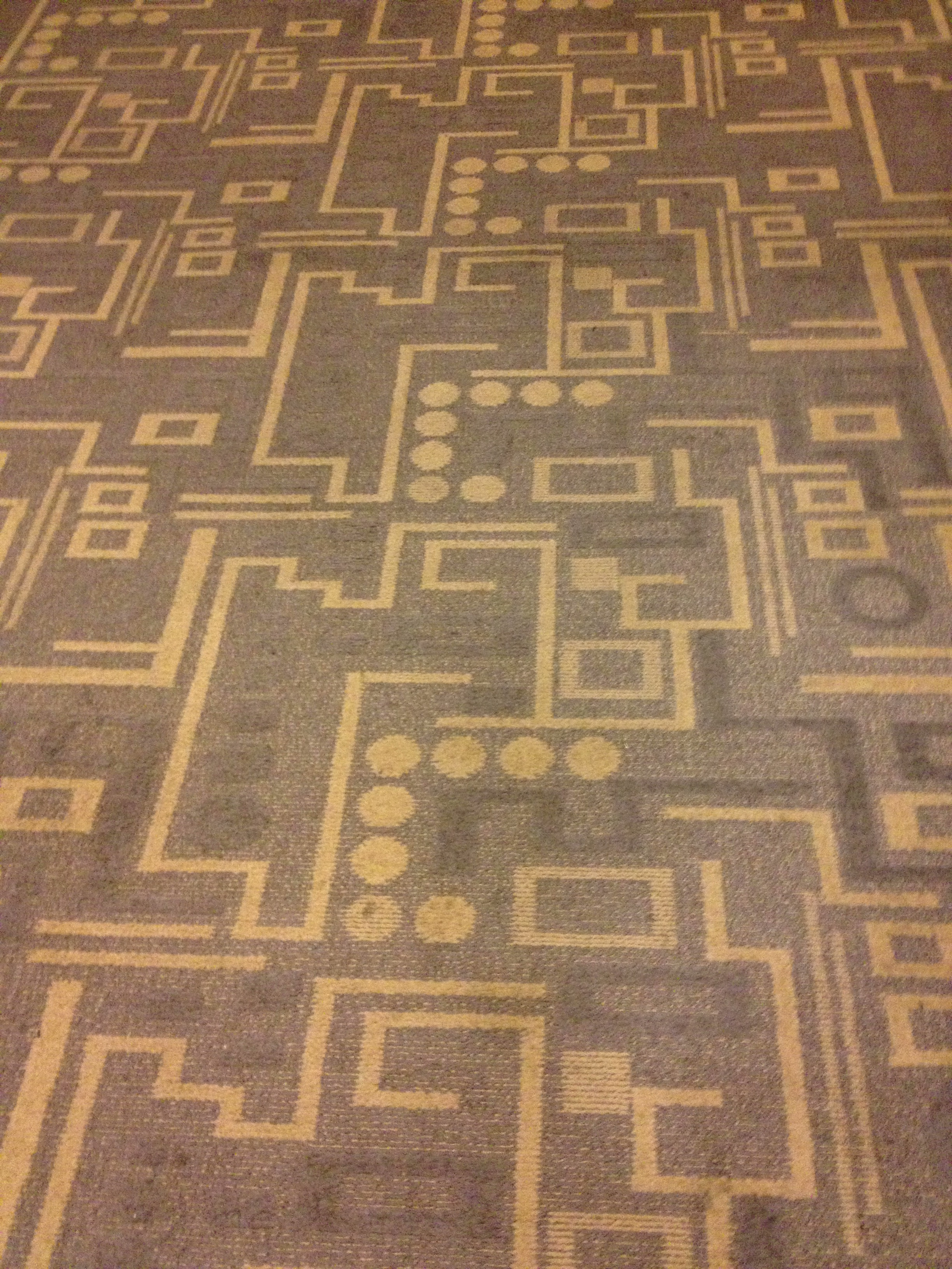 Circuit Board Carpet