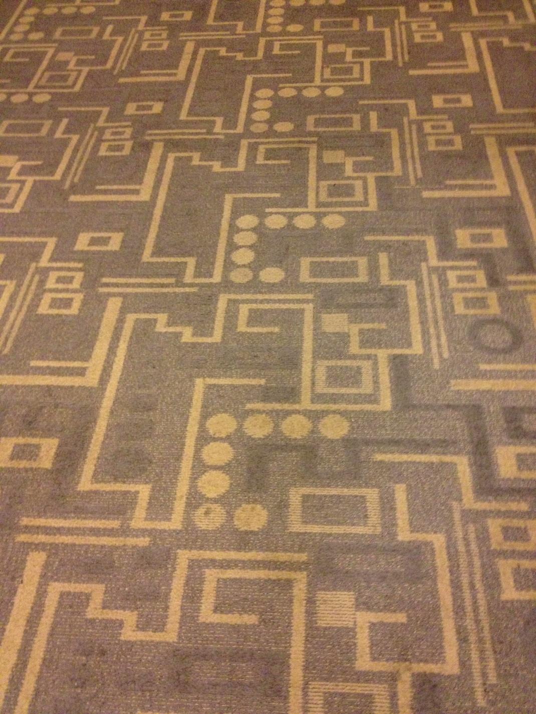 Circuit Board Carpet