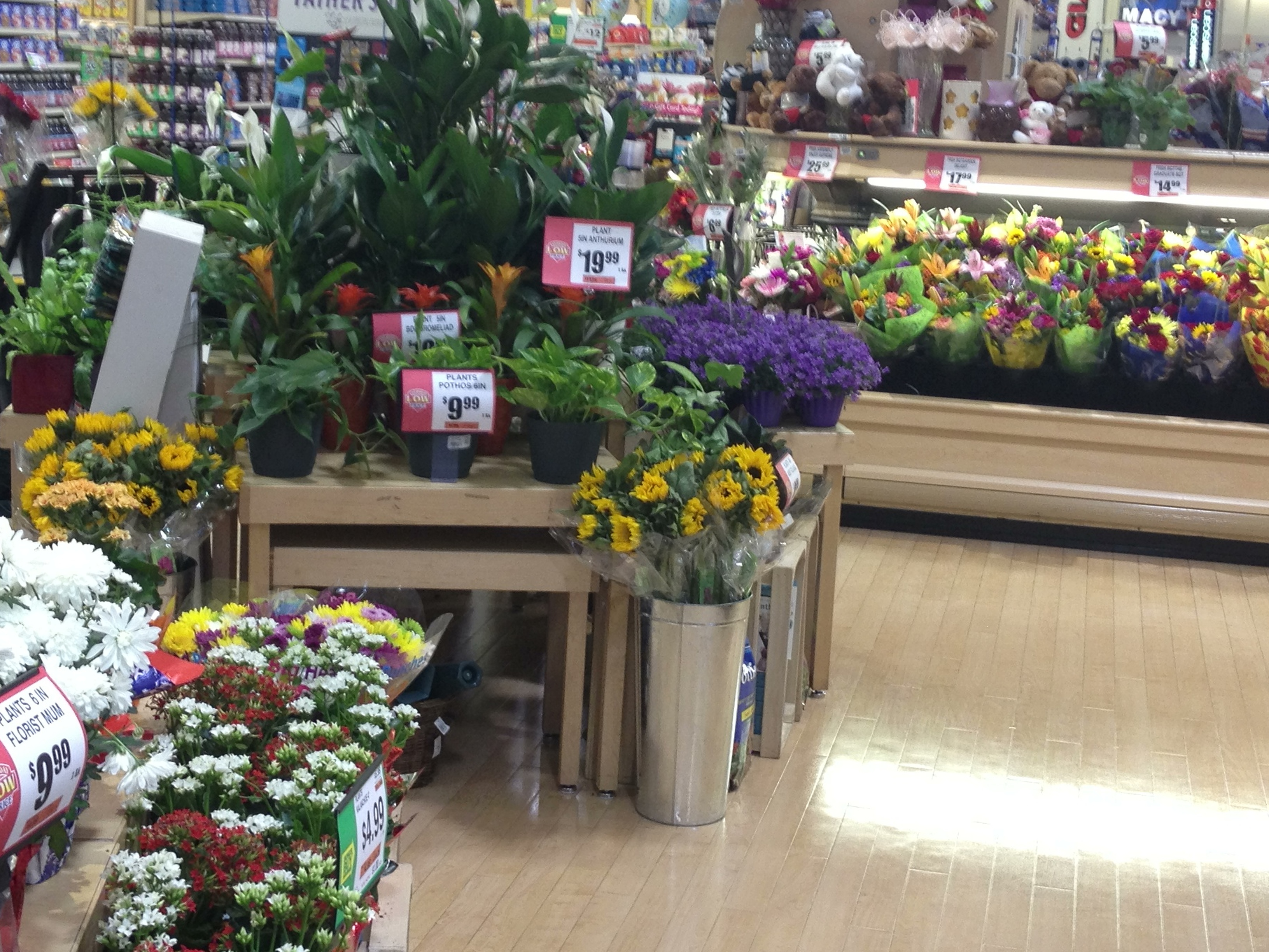 Flower Section