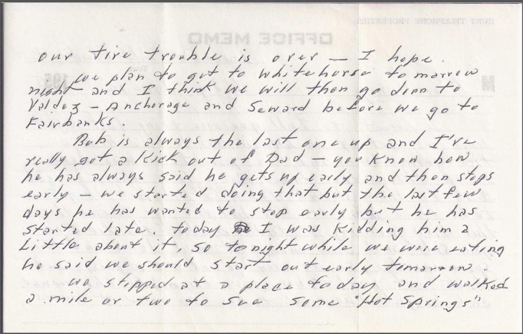 1955 Letter