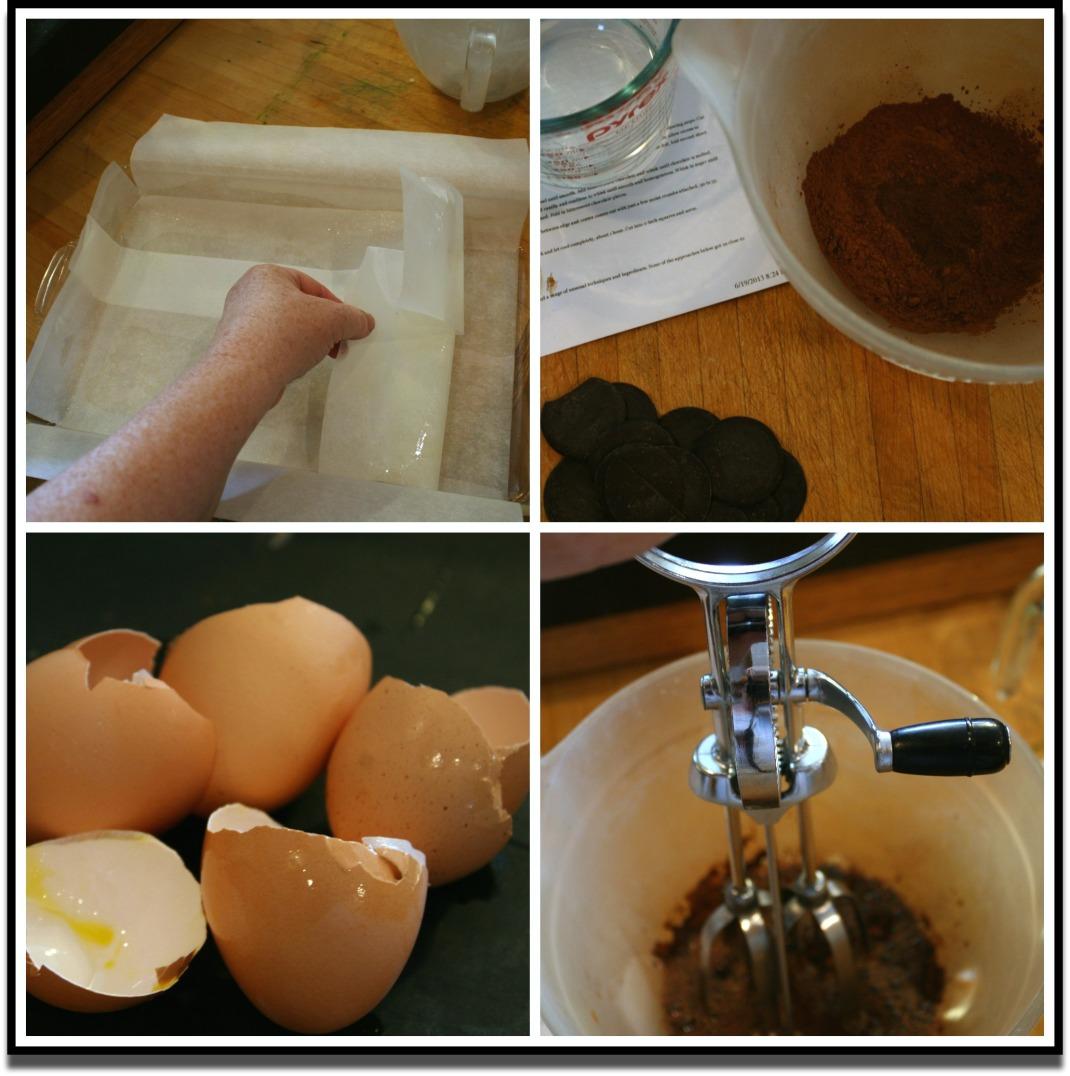 Brownie Preparpation