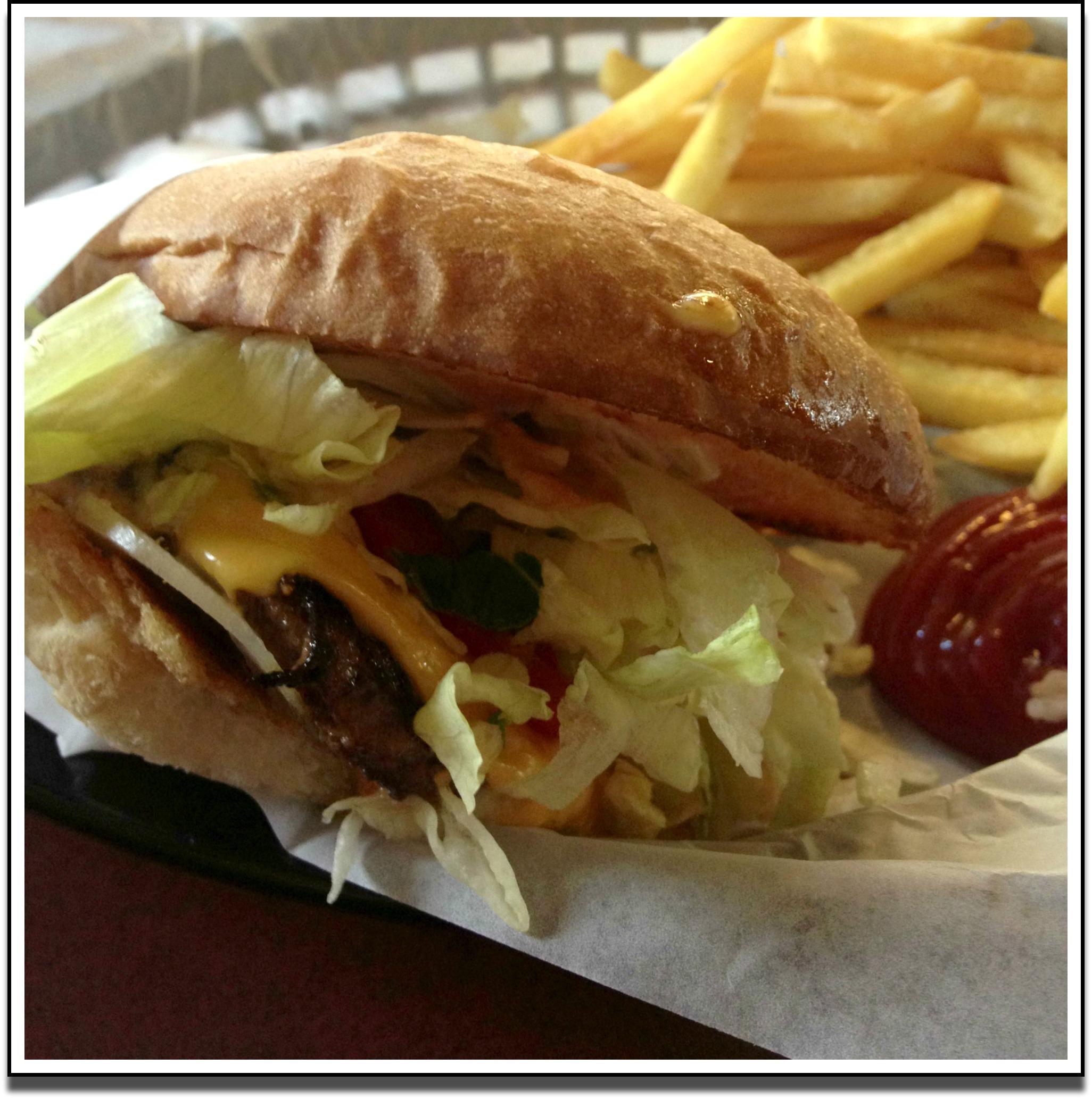 Dukes Burger