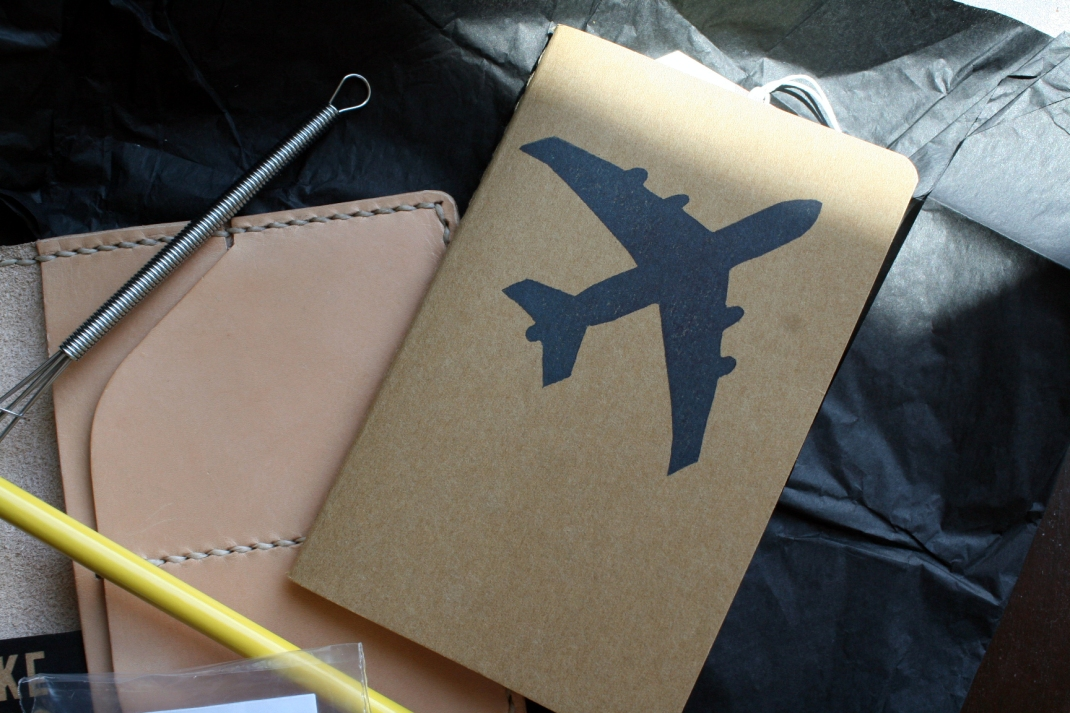 AirPlane Moleskin