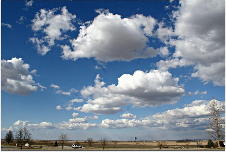 Big Cloud Sky