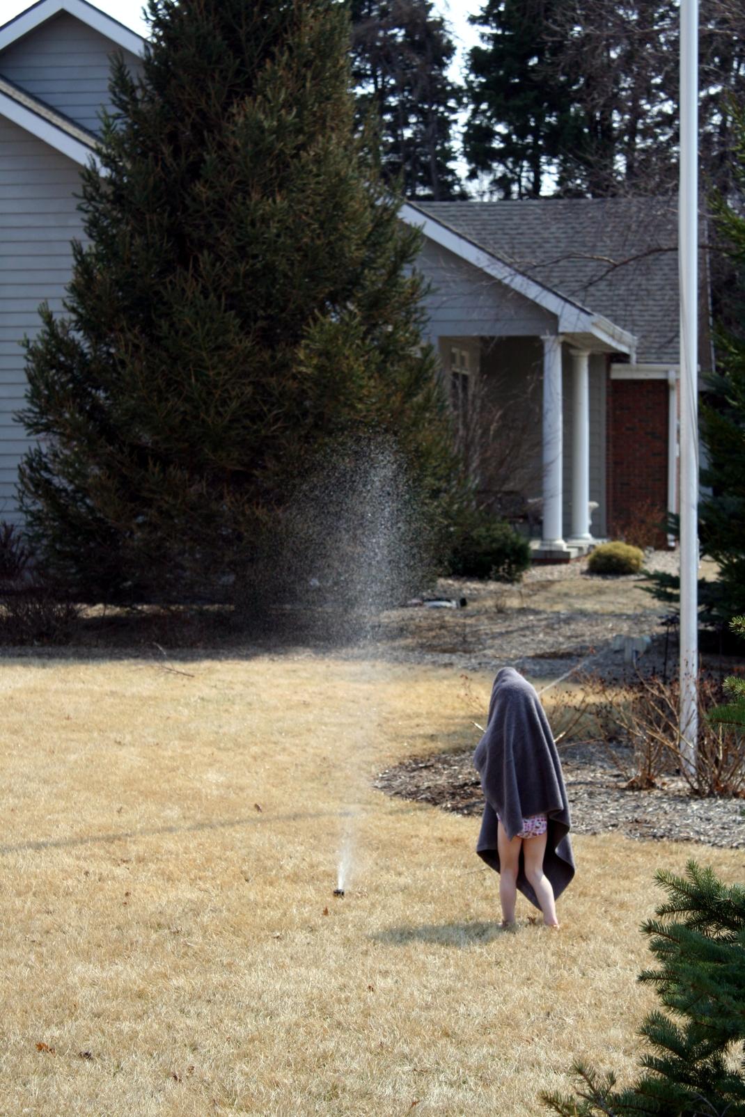 SprinklerTowel