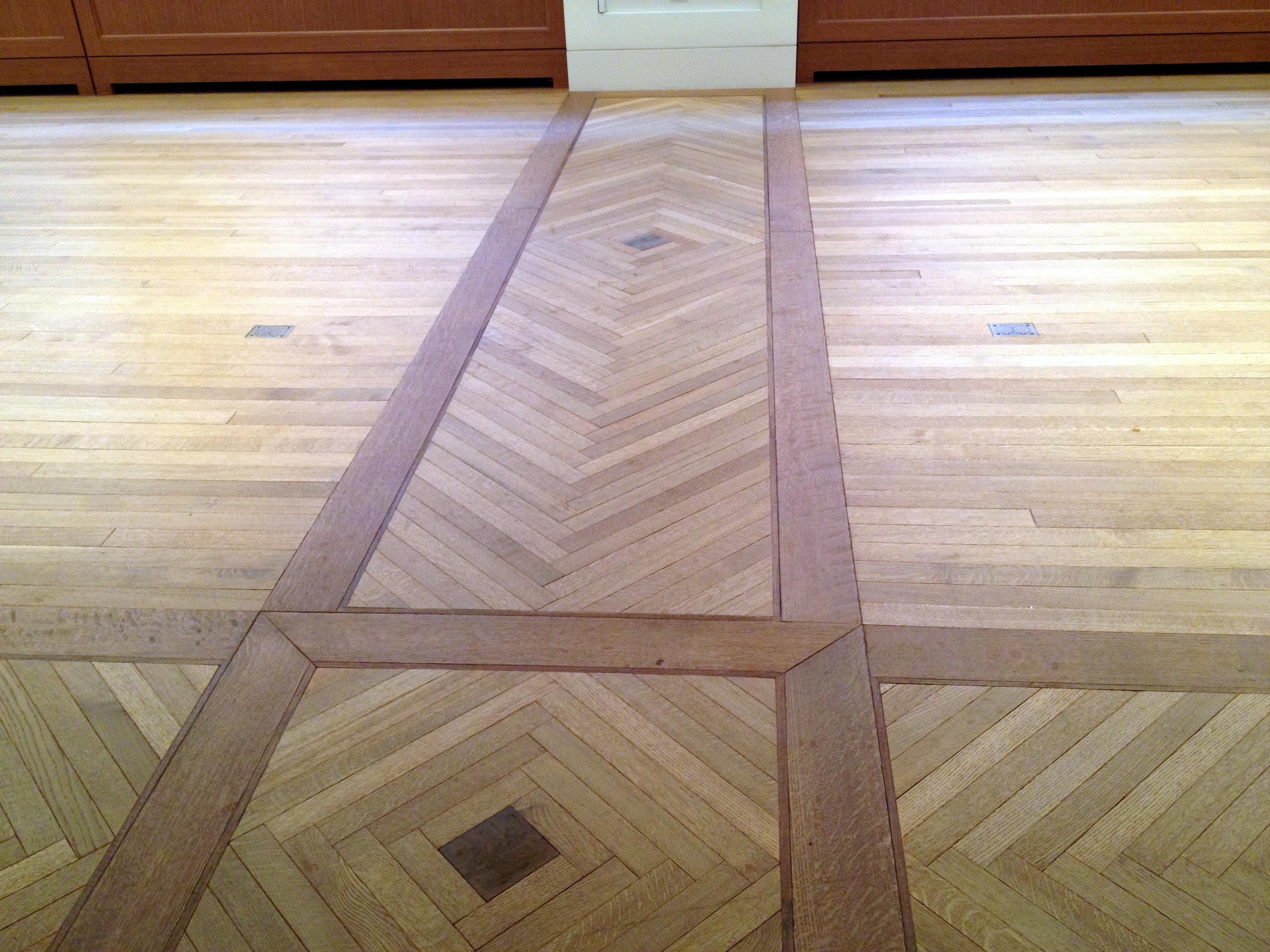Pritzker Floor