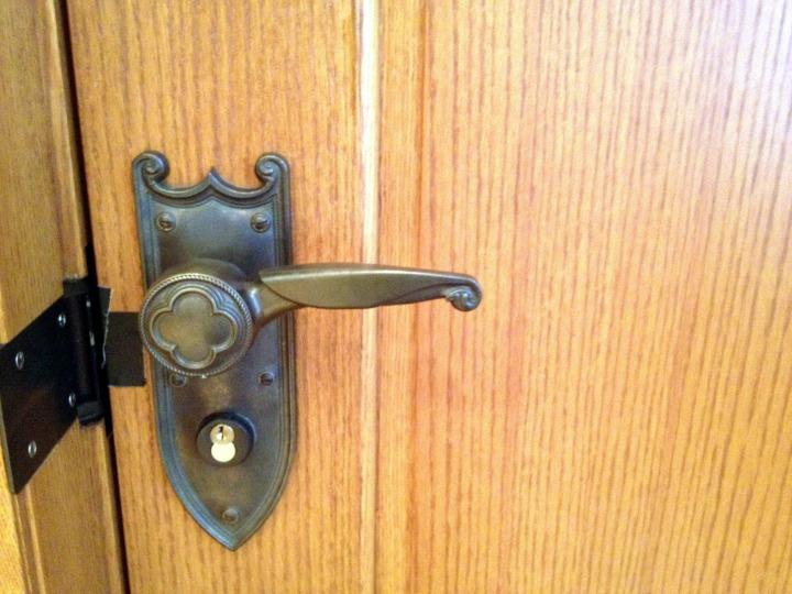Pritzker Door Handle