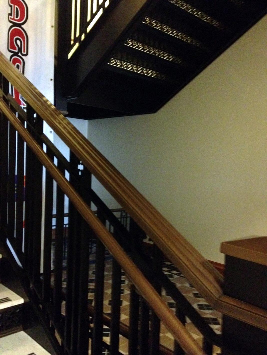 Pritzker Stairwell