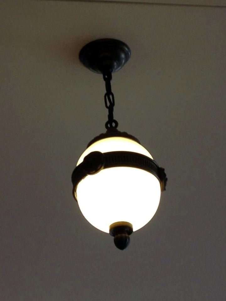 Pritzker Light Fixture
