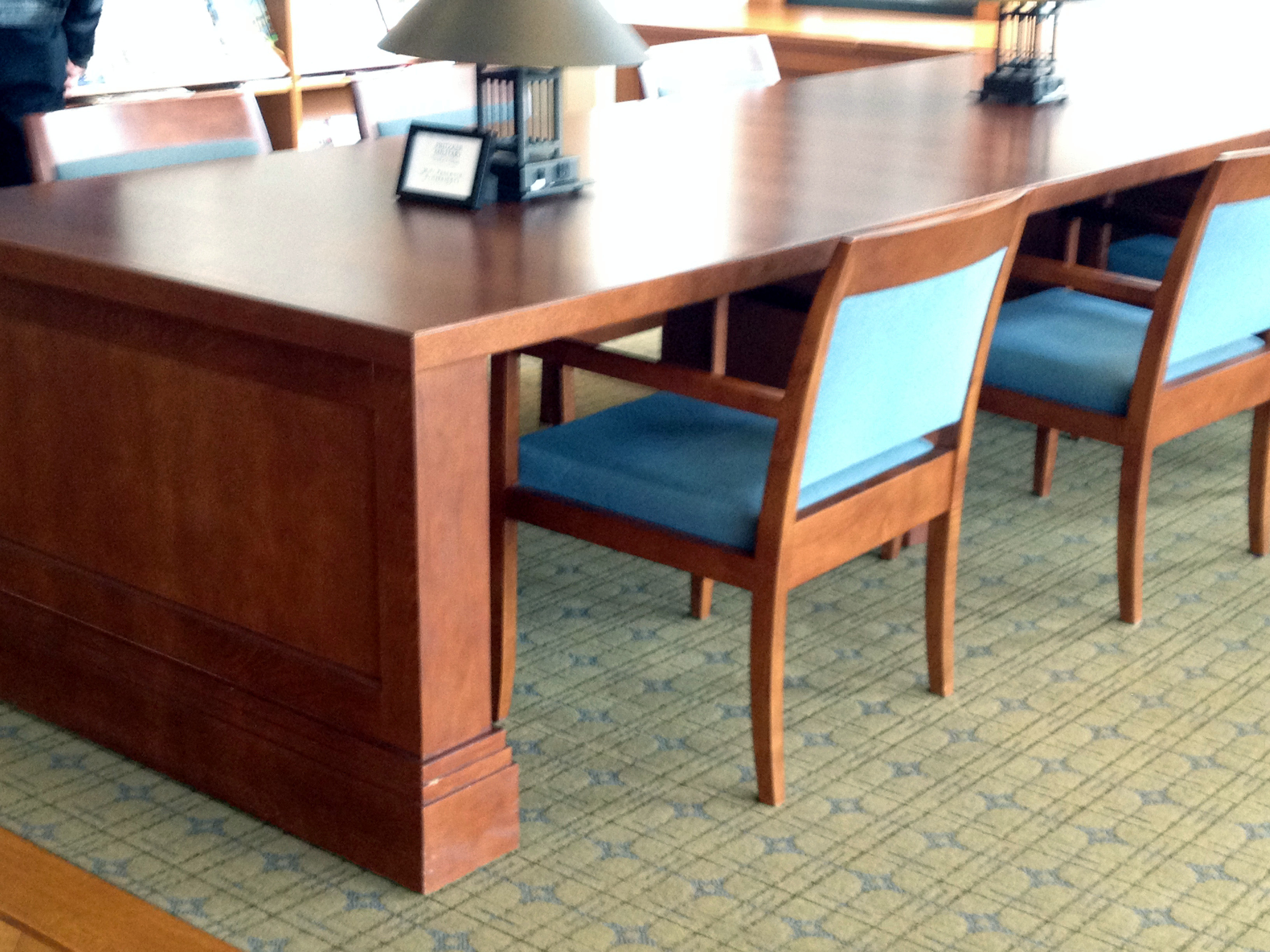 Pritzker Table Chairs