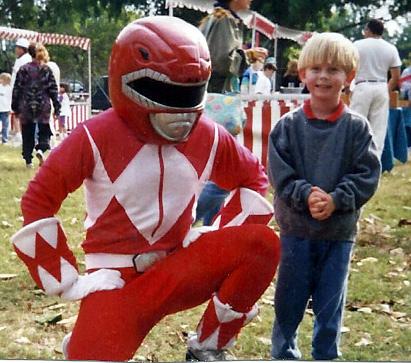 Matt Power Ranger